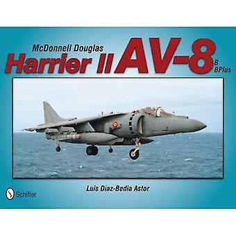 McDonnell Douglas Harrier II AV-8 b, BPlus