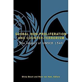 Mondiale Non-proliferatie en de strijd tegen het terrorisme: de Impact van UNSCR 1540