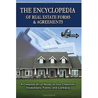 The Encyclopedia of Real Estate Forms and Agreements: A Complete Kit of Ready-to-Use Checklists, Worksheets, Forms, and Contracts with CD-ROM