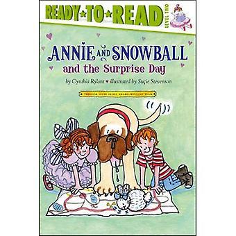 Annie und Schneeball und die Überraschung-Tag
