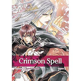 1 - Yaoi Manga de Crimson Spell