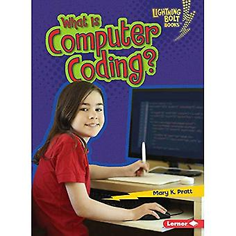 What Is Computer Coding? (Lightning Bolt Books Our Digital World)