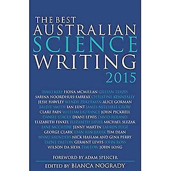 Best Australian Science Writing 2015