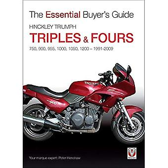 Hinckley Triumph Triples and Fours 750, 900