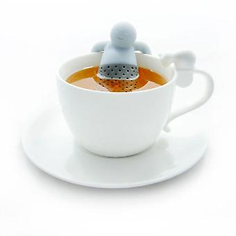 Mr Tea and Herb Infuser Grey