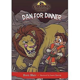 Dan for Dinner: Daniel's Story (Creator's Toy Chest)