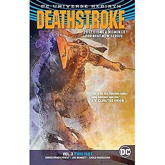 Deathstroke Vol 3 Twilight (renascimento)
