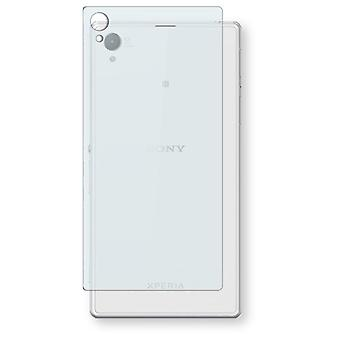 Sony honing examination Maki back screen protector - Golebo crystal clear protection film