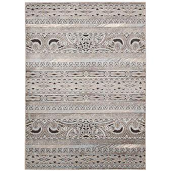 Karma Nourison KRM03 alfombras piedra rectángulo alfombras llano casi llano