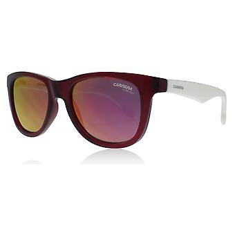 7bada95e1d Carrera Junior Carrerino 20 Age 2-5 Years JQOVQ White Pink Carrerino 20  Square Sunglasses