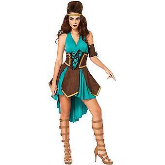 Wild Warrior Adult Costume
