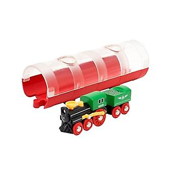 BRIO Steam Train & Tunnel 33892 for Wooden Railway Set