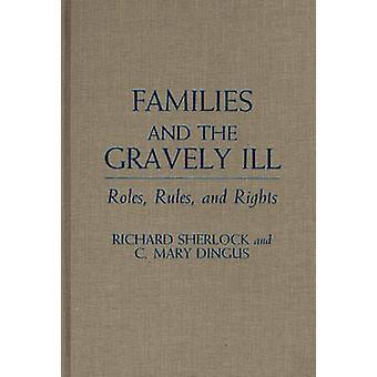Familien und den schwerkranken Rollen Regeln und Rechte von Sherlock & Richard