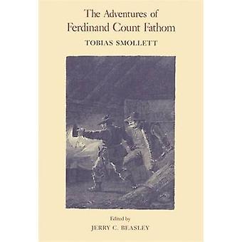 Die Abenteuer von Ferdinand Count Fathom von Smollett & Tobias George