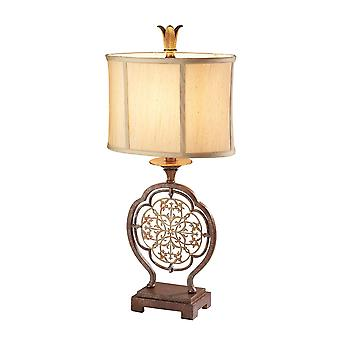 Marcella One Light Table Lamp  - Elstead Lighting Fe / Marcella / FE/MARCELLA/TL