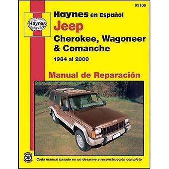 Jeep Cherokee, Wagoneer and Comanche