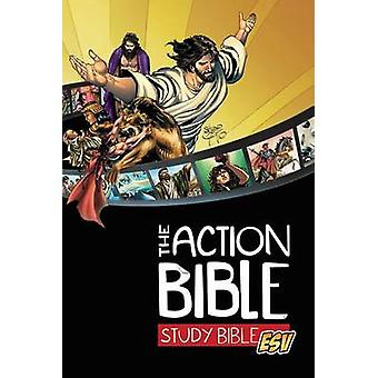 Action Bible Study Bible-ESV by David Cook Publishers - 9781434708717