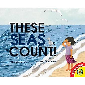 These Seas Count! by Alison Formento - Sarah Snow - 9781621279037 Book