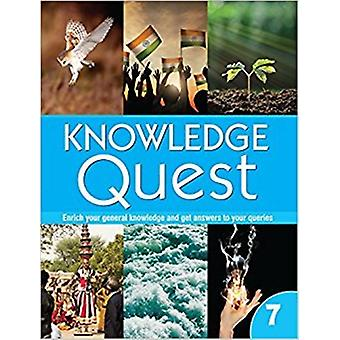 Knowledge Quest 7 by Pegasus - 9788131936153 Book