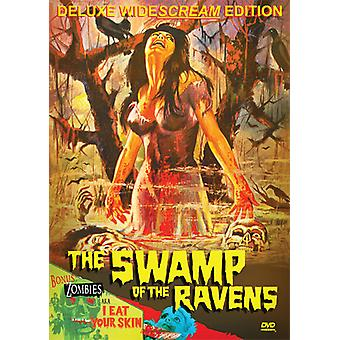 Vol. 7-Swamp of the Ravens (1976)/Zombies [DVD] USA import