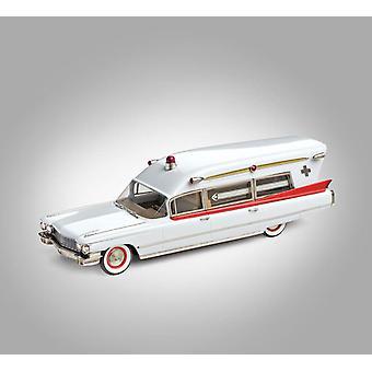 Brooklin Csv16a - 1960 Miller – Meteor Cadillac Guardian Ambulance