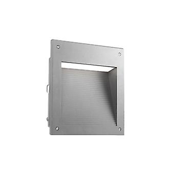 Wall Recessed Micenas 18 X Led Osram 20w  Grey