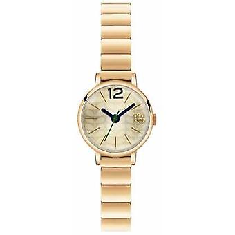 Orla Kiely Frankie Gold PVD Steel OK4018 Watch