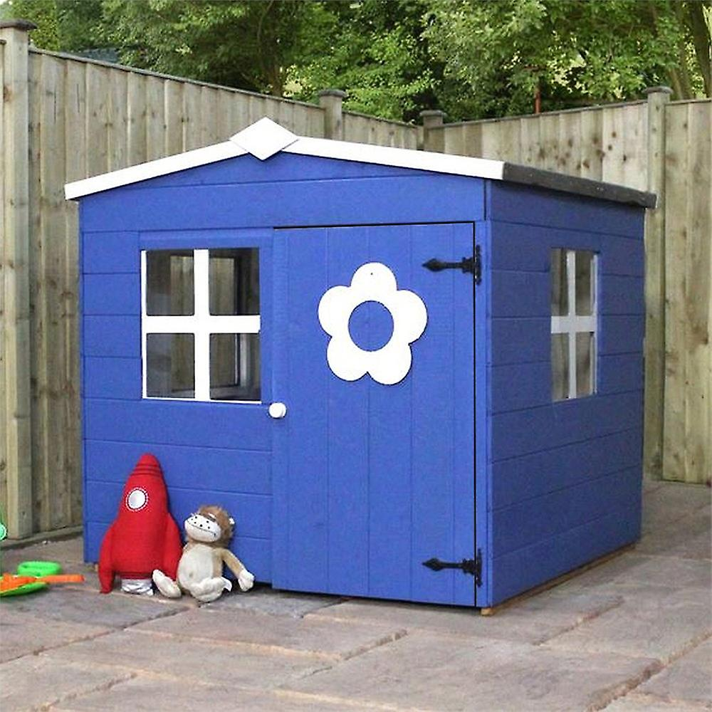 Mercia Bluebell Wooden Playhouse