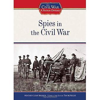 Spione im Bürgerkrieg (Bürgerkrieg: eine Nation geteilt)