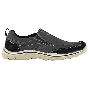 Skechers mens forventede Tomen casual sko træning Sports sneakers