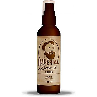 Beard Volume Lotion - Purifies/ Prot ge/ Gives Volume