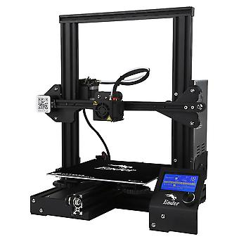 Creality 3d ender-3 v-slot prusa i3 diy 3d printer kit 220x220x250mm printing size