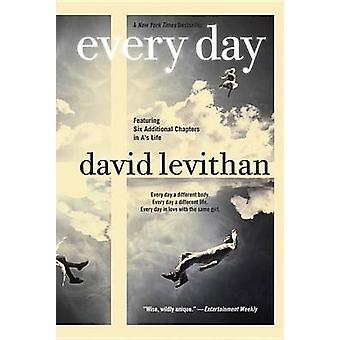 Every Day by David Levithan - 9780307931894 Book