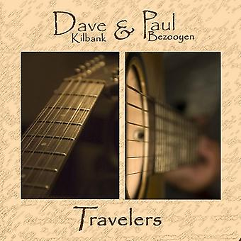 Dave Kilbank - Travelers [CD] USA import