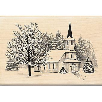 Inkadinkado Christmas Mounted Rubber Stamp 4