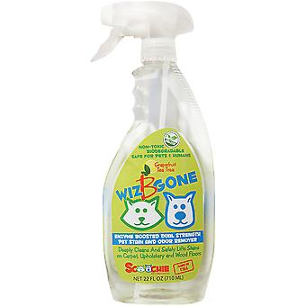 Wiz B Gone Pet Stain And Odor Remover 22oz-  100