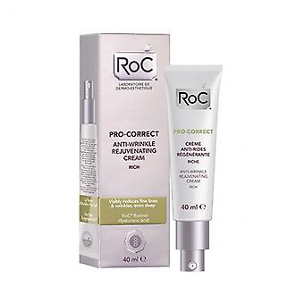 Roc Correct Pro Wrinkle Cream 40 Ml