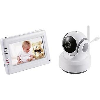 Baby monitor incl. camera Digital Switel BCF989 2.4 GHz