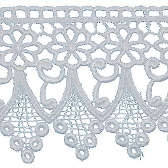 Crown Edge Venice Lace Trim 3-1/4