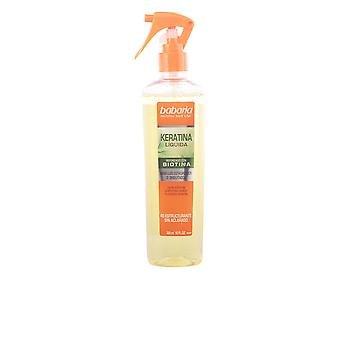 Babaria Natural Hair Line Keratina Líquida Reforzada Biotina 100 Ml Unisex