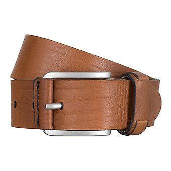 SAKLANI & FRIESE belts men's belts leather belts, beige 5024