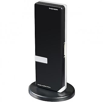 THOMSON indoor antenna 36dB black Piano finish, USB, DVB-T