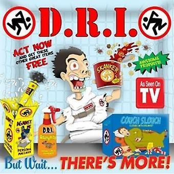 D.R.I. - men vent... Der er mere! [Vinyl] USA import