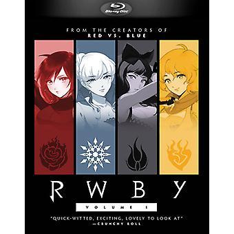 Rwby: Vol. 1 [BLU-RAY] USA import