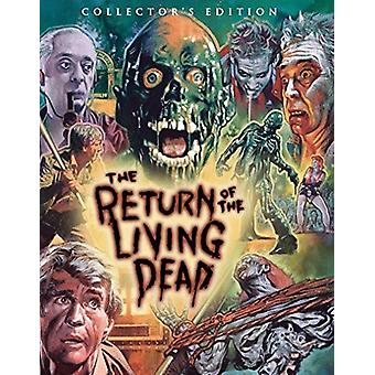 Return of the Living Dead [Blu-ray] USA import