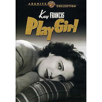 Play Girl (1941) [DVD] USA import