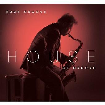 Euge Groove - House of Groove [CD] USA import