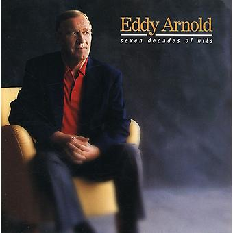 Eddy Arnold - Seven Decades of Hits [CD] USA import