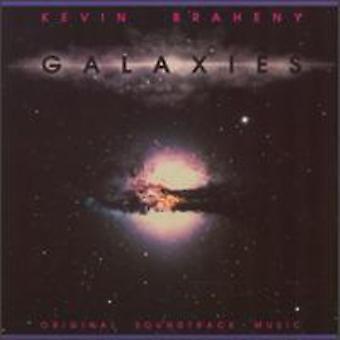 Kevin Braheny - Galaxies [CD] USA import