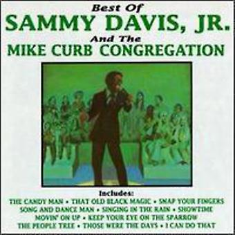 Sammy Davis Jr. - Best of Sammy Davis Jr. [CD] USA import